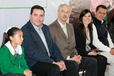 "Reiter Gobierno Meiquense apoyo a la Cultura con entrega de beca ""Elisa Carrillo Cabrera"""
