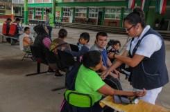 Acercan más de 3 min TAPS servicios de salud a comunidades