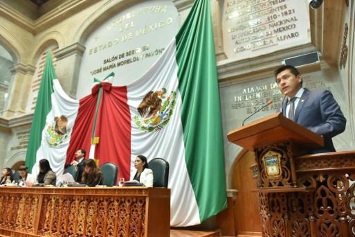 Exhorta la Legislatura a la Fiscalía y al Edil de la Paz a que informen sobre su actuación ante violencia del 22 de noviembre