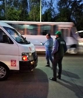 Participa CODHEM en operativo viaje seguro (2)