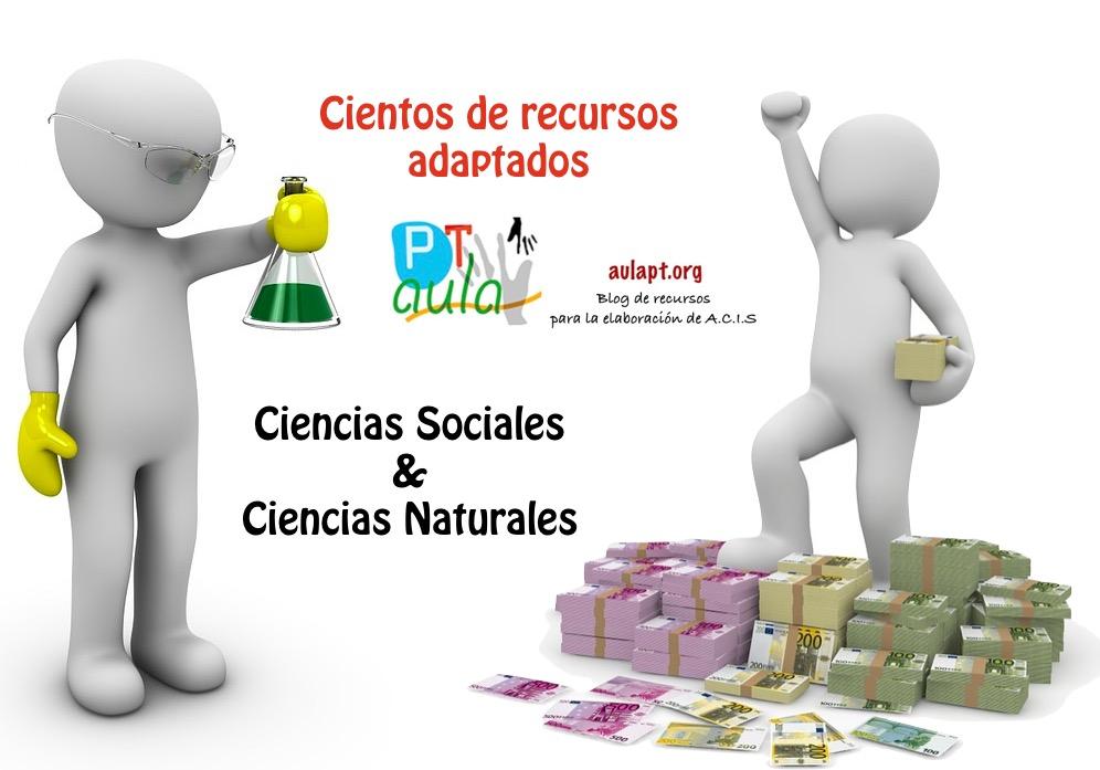 ciencias sociales y naturales