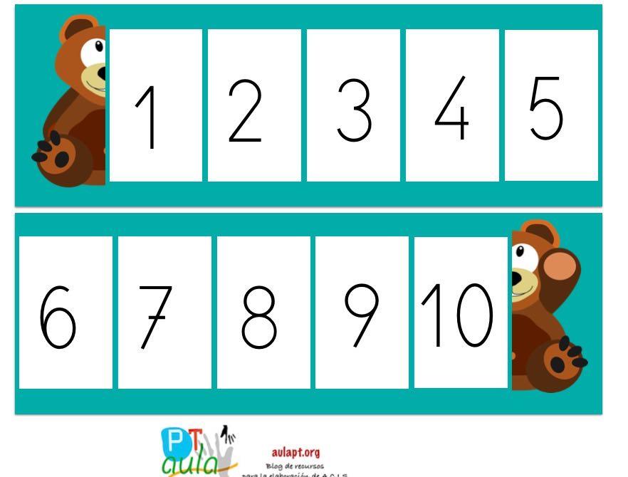 Animales Numricos 5 Modelos Diferentes