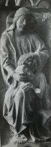 Création d'Adam (cathédrale de Chartres) par JimForest (flickr)