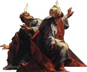 La Pentecôte et l'homélie de saint Pierre (11)