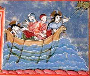 La Bible et la mer (Podcast) ép. 4 : Capitaine Jésus