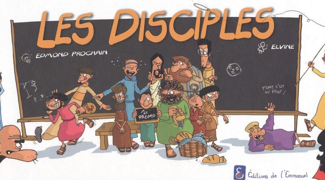 Les disciples, Edmond Prochain, 2011