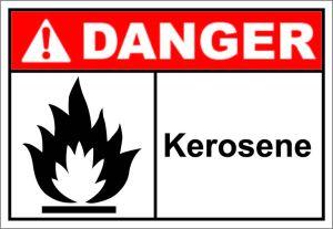 Kérosène … avec un  K comme carême