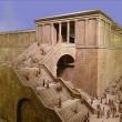 Temple au temps de Jésus (musée David, Jérusalem)