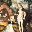 Noli me tangere - Baldung 1539