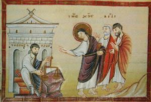 Fils de l'homme et nomade (Mt 8,18-22)