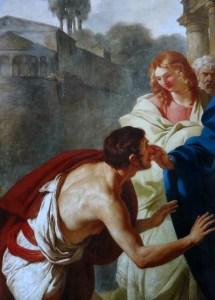 Rencontre #22 … Va voir ailleurs ! dit Jésus à l'aveugle