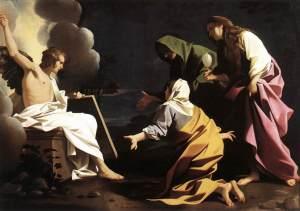 Bartolomeo Schedoni, les Marie au tombeau, 1614