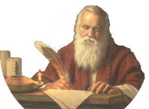 Corbert Gauthier, Saint Marc évangéliste