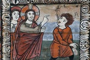 Que nous veux-tu Jésus de Nazareth ? (Mc 1,21-28)