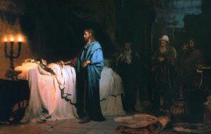 L'Époux et le don de la vie (Mt 9,18-26)
