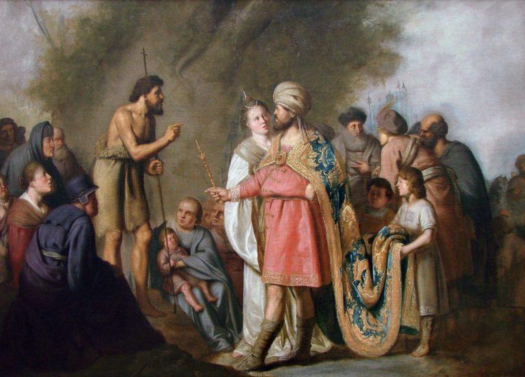 Messie et prophète rejetés (Mt 13,53-14,12)