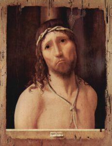 Antonello da Messina, Ecce Homo, 1473