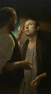 Guérison de l'aveugle, Andrei Mironov, 2009