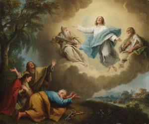 Transfiguration, Francesco Zuccarelli, 1788