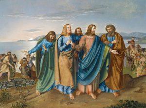 La revendication des fils de Zébédée (Mc 10,32-45)