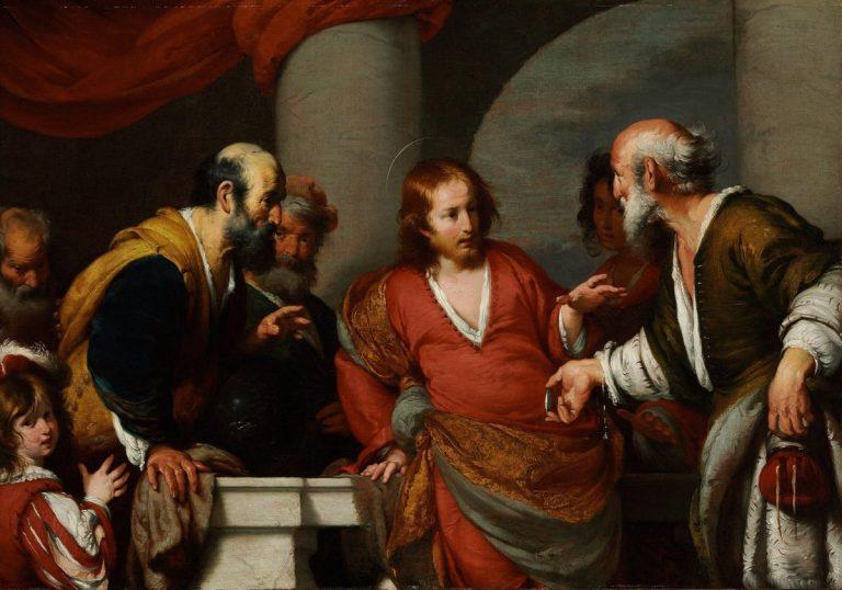 Les pharisiens et le denier de César (Mt 22,15-22)
