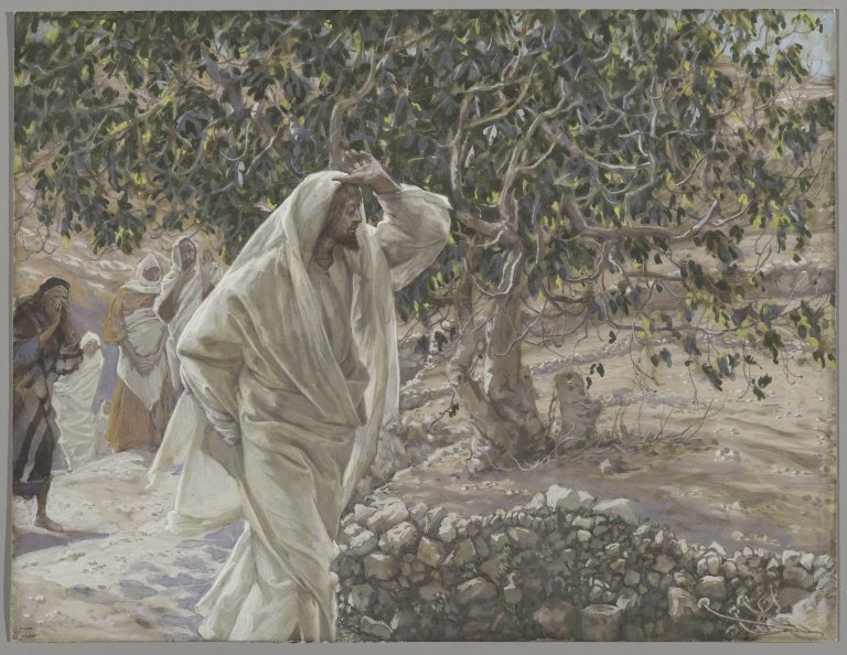 Le Temple, ses marchands et son figuier (Mc 11,12-26)