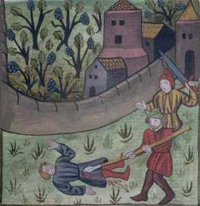 Vignerons meurtriers et vie donnée (Mc 12,1-12)