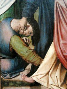 Coter, Capture du Christ_(detail), 1500