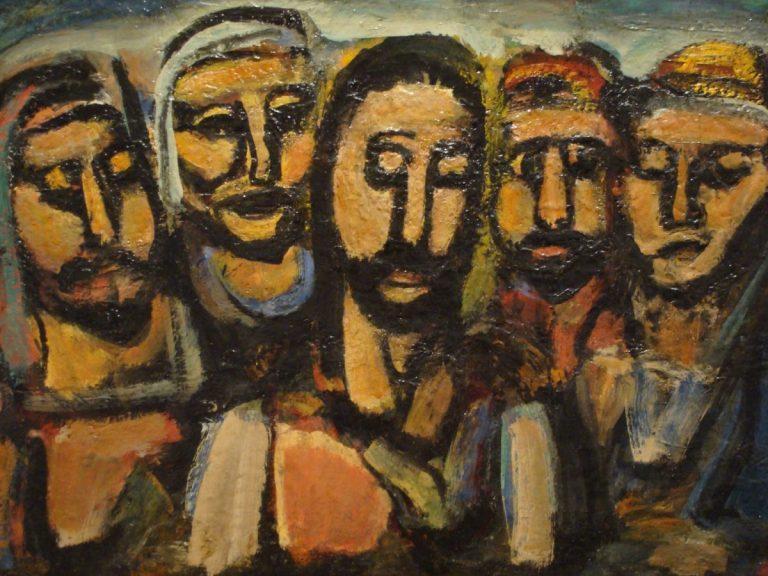 Du glaive à la charité (Mt 10,34-42)