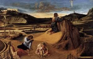 Giovanni Bellini, Orazione nell'orto,1465