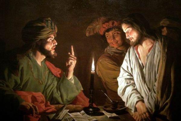 Chez le Grand Prêtre : faux témoins et reniement (Mc 14,53-72)