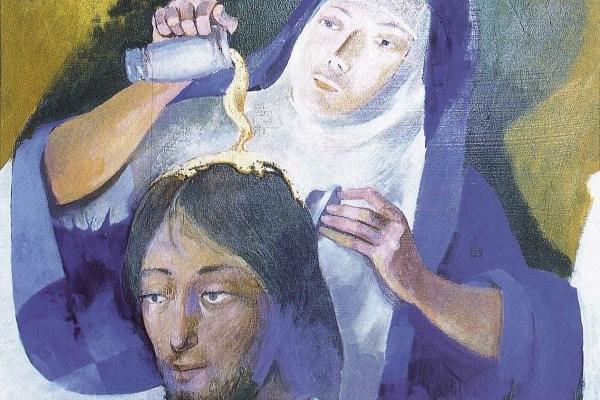 Onction de parfum contre parfum de trahison (Mc 14,1-11)