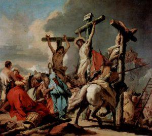 Messie roi, humilié et crucifié (Mc 15,16-32)