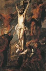 Peter Paul Rubens, Le Christ entre les deux larrons, Musée des Augustins, 1635