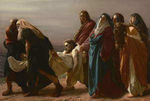 The Entombment, Antonio Ciseri, 1883