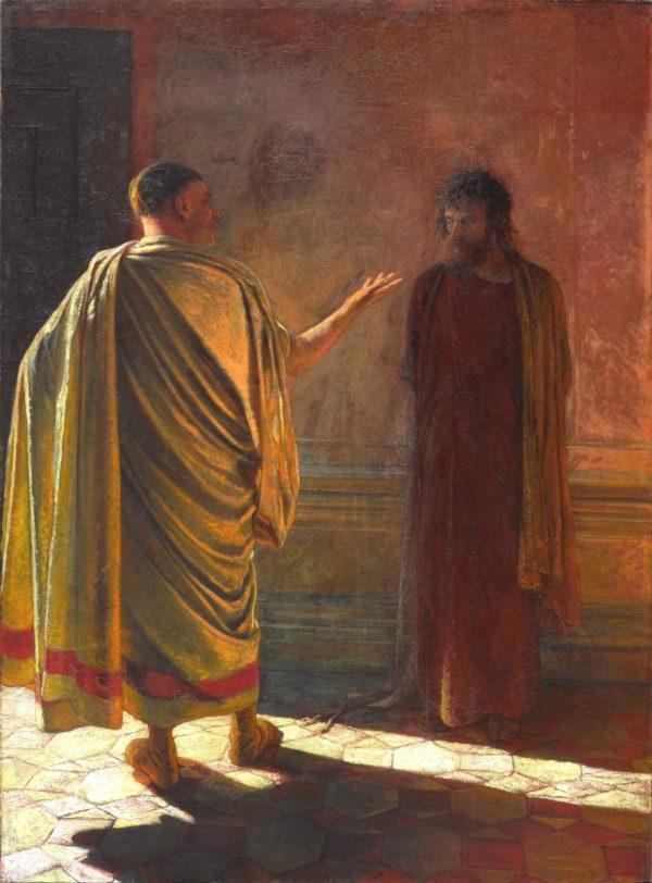 Christ, roi de l'Évangile