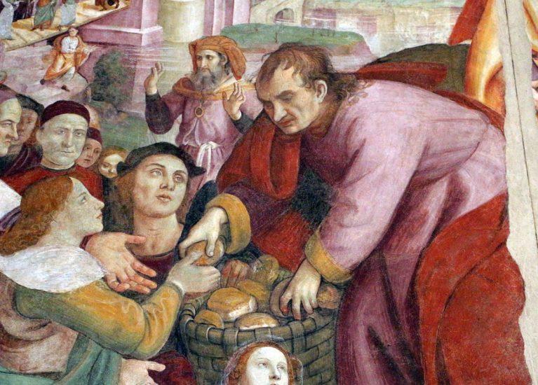 Le discours du pain de vie (2) (Jn 6,41-51)