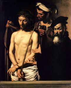 Ecce Homo, Le Caravage, 1605.