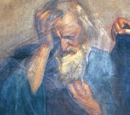 En Avent, le prophète Sophonie