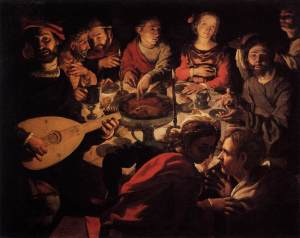 Jan Cornelisz Vermeyen, Les noes de Cana, 1532
