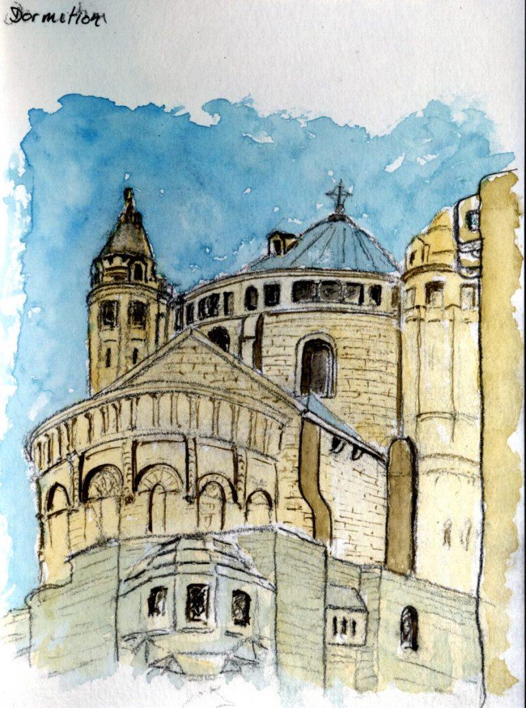 Jérusalem, église de la Dormition