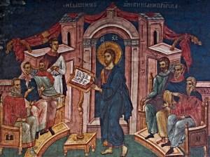 Luc et l'aujourd'hui de la Parole (Lc 4,14-21)
