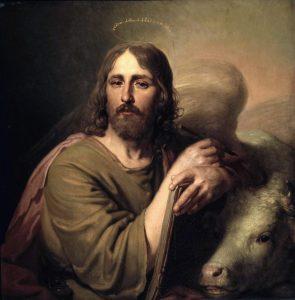 Wladimir Lukitsch Borowikowski, Saint Luc, évangeliste, 1809