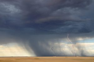 Désert  7 – Voix du Seigneur qui épouvante le désert (Ps 28)