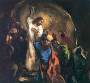 Iványi, L'incrédulité de Saint Thomas, XXe