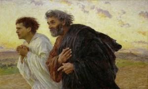 Courir pour le Ressuscité (2/7) Jn 20,1-10