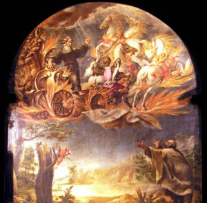 Ascension d'Elie, Juan de Valdés Leal, 1655