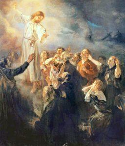 Fritz von Uhde, L'Ascension du Christ, 1897