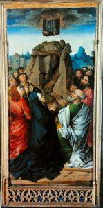 Colinj de Coter, Ascension du Christ, 1500