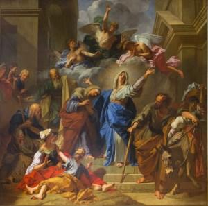 La musique dans la Bible (podcast) ép. 5 : Les chants de Paul et Marie